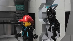 Lego Alien First Contact Episode 1 Stop Motion Animation