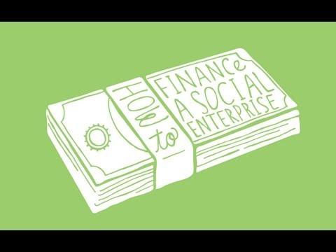 How to finance a social enterprise with Doug Richard