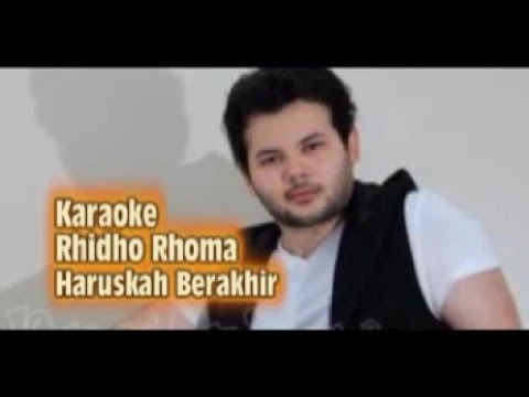 Karaoke Ridho Rhoma Haruskah Berakhir