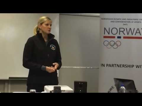Kirsty Coventry Happy toHave Represented Zimbabwe in Swimming Competitions