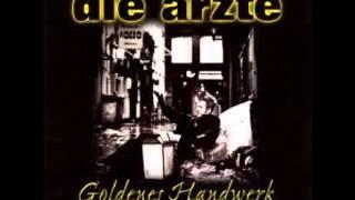 Die Ärzte - Goldenes Handwerk 1998 (Single)