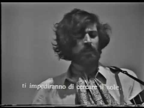 Francesco guccini la tua libert 1971 youtube for Guccini arredamenti