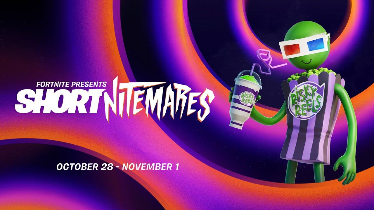 The Shortnitemares Film Festival in Fortnite Creative 2021