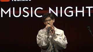 Eric Nam | YouTube Music Night Seoul | Wonder (Live)