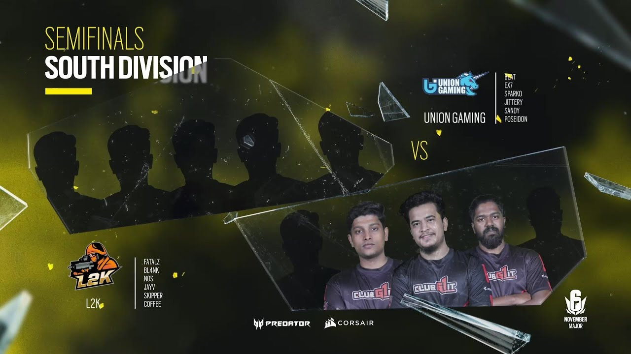 UnionGaming vs L2K // November Six Major 2020 – South Asia Semi-Final