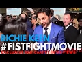 Richie Keen, director, interviewed at the LA Premiere of Fist Fight #FistFightMovie