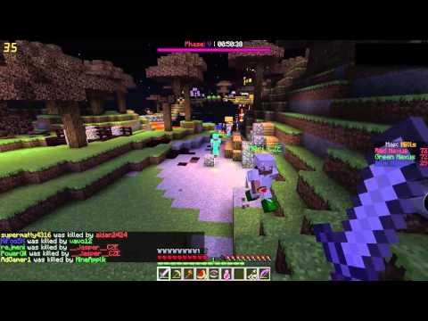Minecraft Annihilation Strenght Rush /2
