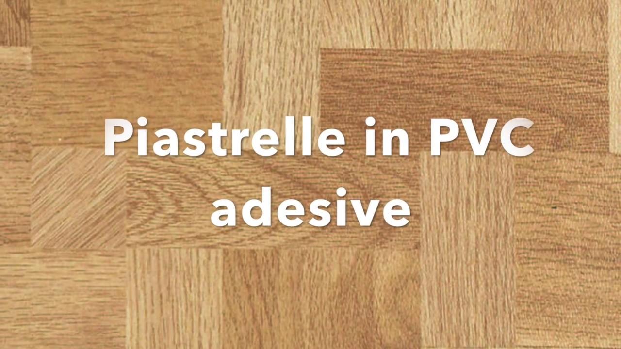 Piastrelle in pvc la selezione bricoflor youtube - Piastrelle in pvc ...