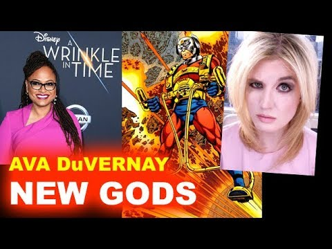 Ava DuVernay New Gods Movie DCEU