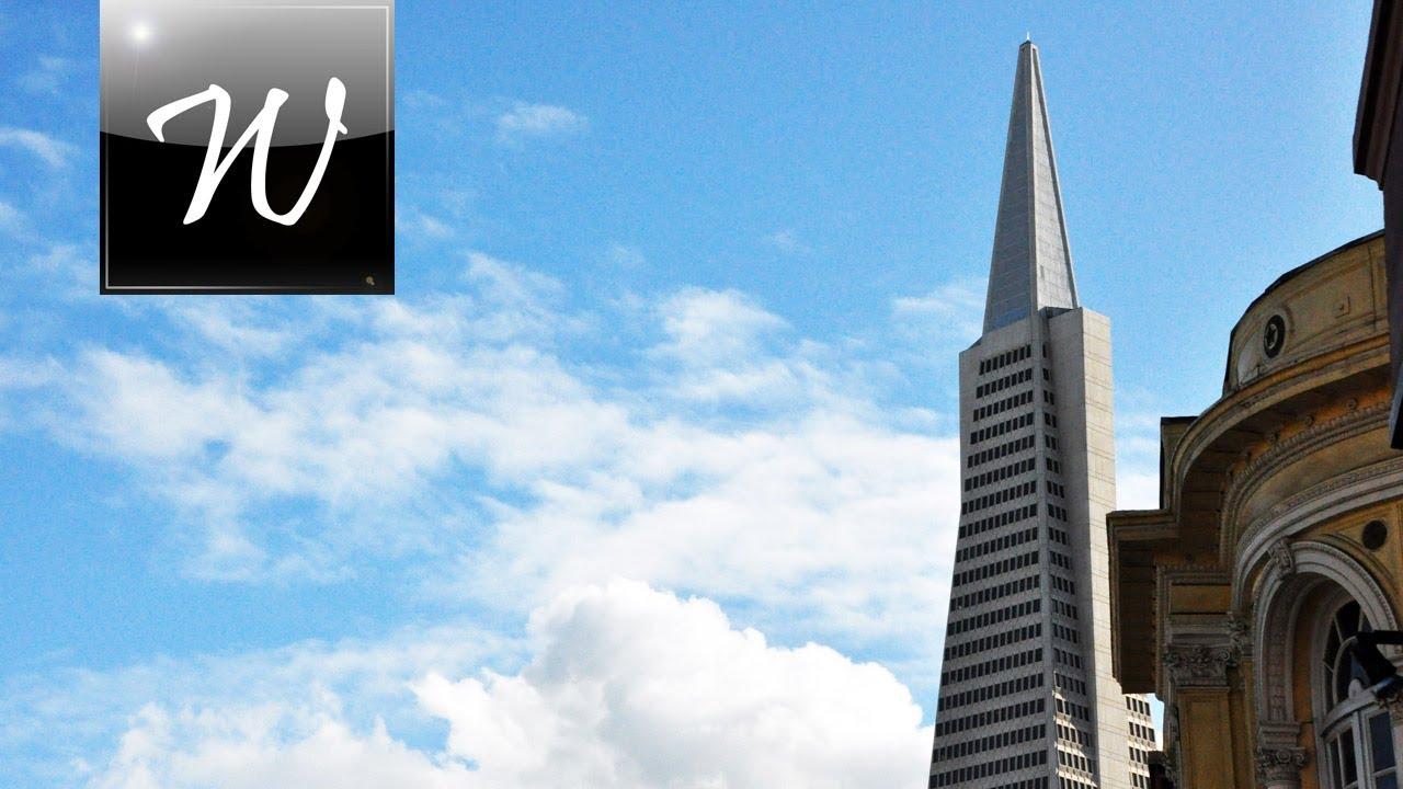 Transamerica Pyramid, San Francisco HD - YouTube