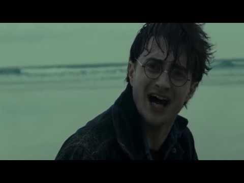 Гарри Поттер и Дары Смерти.часть 1 (Гибель Добби) - YouTube