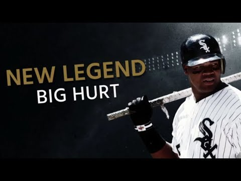FRANK THOMAS WILL BE IN MLB THE SHOW 18!!