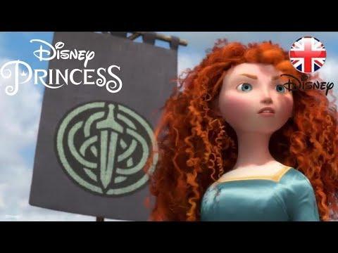 Brave Meet Disney Princess Merida Characters Official Disney