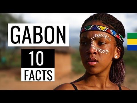 GABON: 10 Interesting Facts You Didn't Know