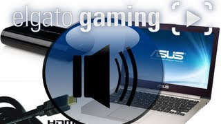 How to | record lag free PC gameplay (audio) with the elgato game capture HD.