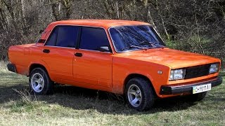 видео Автомобиль ВАЗ 2107 и его технические характеристики