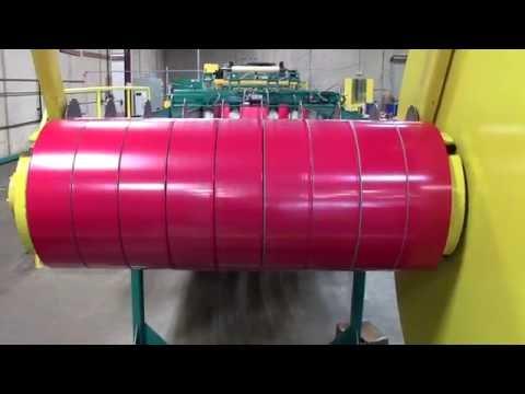 Channel Letter Coil Production