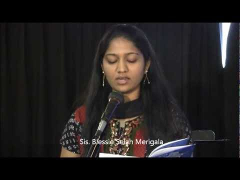 CFC Denver, CO - Telugu Special Song By Blessie