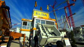 Video still for bauma 2013