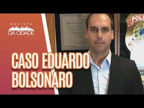 Tudo Sobre A DENÚNCIA Contra Eduardo Bolsonaro - Revista Da Cidade (17/04/18)