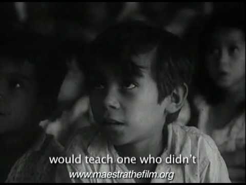 Maestra (teacher) Trailer ( www.maestrathefilm.org )