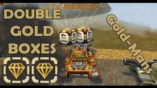 Tanki Online - Double/Triple Gold Boxes #1 By Gold-Mans