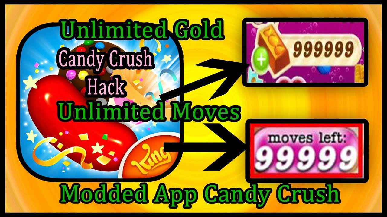 candy crush hack apk unlimited moves and lives