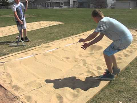 Measuring Long Jump