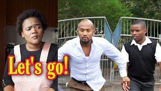 Download Leon Gumede Comedy - Ekasi Learners S2 - Ep7 Let's Go (LEON GUMEDE)