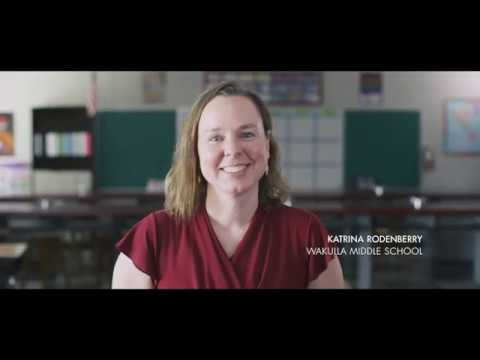 Wakulla Middle School || Katrina Roddenberry || Envision Credit Union