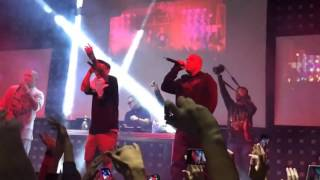 Концерт группы CENTR в Омске 18.09.2015