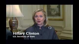 Ijwi rya Amerika Riribuka Imyaka mirongo Irindwi Rimaze-Hillary Clinton-RadiyoYacu-VOA