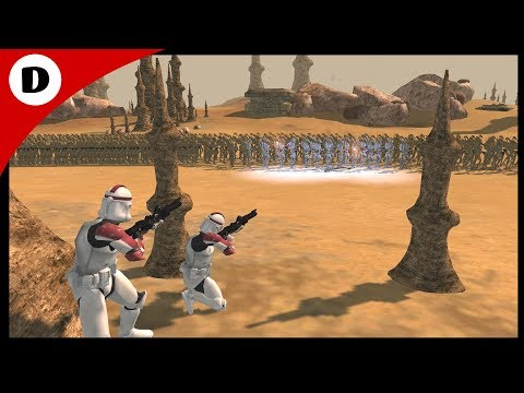 DROID ARMY RESURRECTION - Star Wars: Rico's Brigade 5