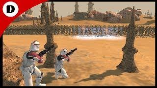 DROID ARMY RESURRECTION - Star Wars: Rico