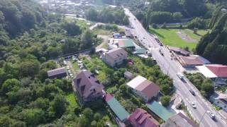 Лазаревское Солоники Мирный 4К(полный экран)(, 2016-08-01T21:27:47.000Z)
