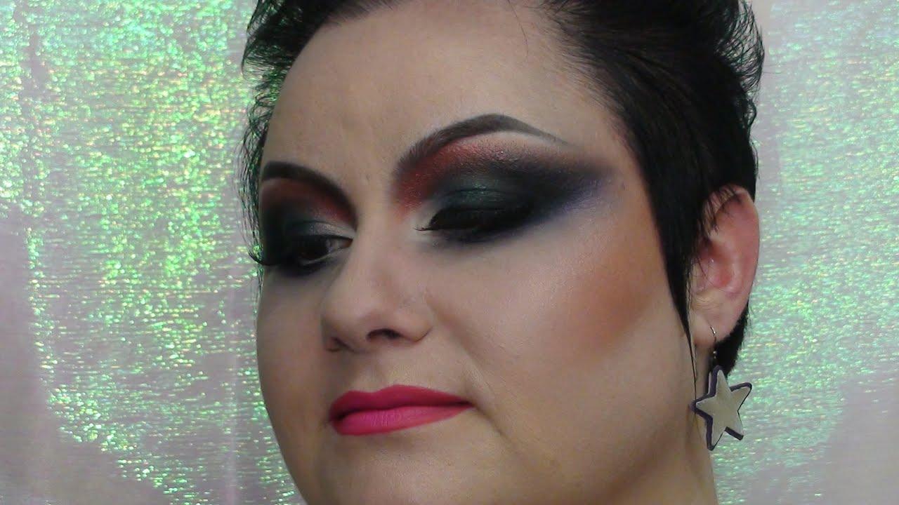 * Maquillage des Années 80  Inspiration Jeanne Mas * , YouTube