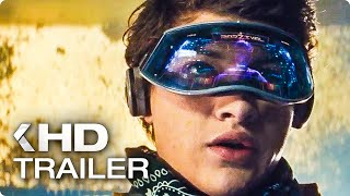 READY PLAYER ONE Trailer 2 (2018)