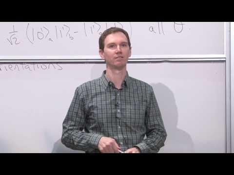 Patrick Hayden | The Quantum Computational Universe - 2 of 2