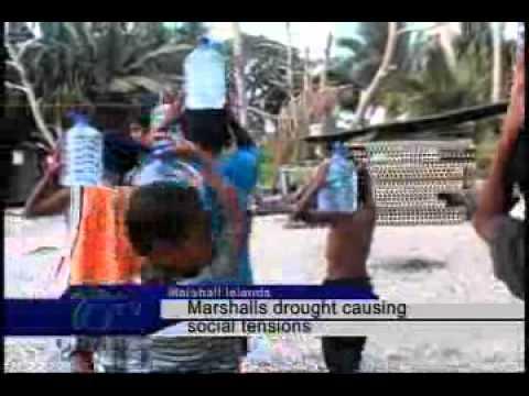 Marshalls Drought Causing Social Tensions