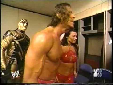 2003 07 06 Heat   Victoria and Steven Richards Backstage