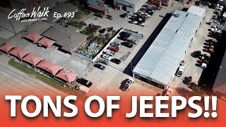 Coffee Walk Ep. 93: A Jeepers Paradise