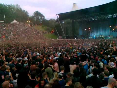 Cigaro - System of a Down - 15.06.2011 Live in Wuhlheide Berlin