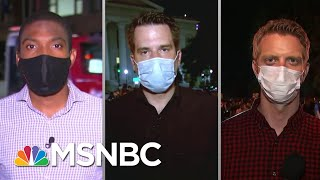 Download lagu Reporters Share Memorable Moments From An Historic Week In America | The Last Word | MSNBC