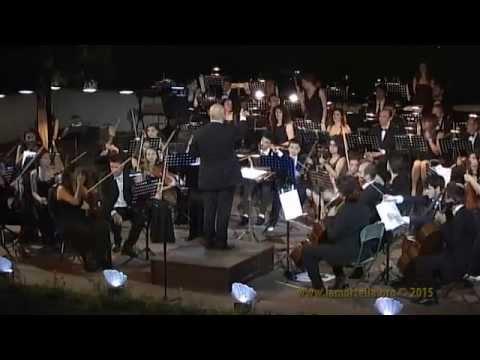 Orchestra del Conservatorio di Potenza esegue J. Offenbach - Orfeo all'inferno - Ouverture