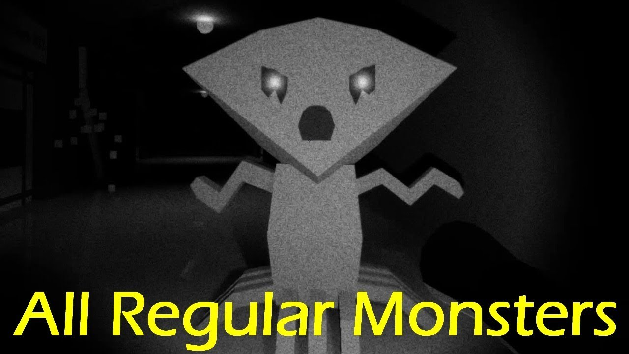 All Regular Monsters Strange Terror From Beyond The Stars