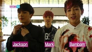 WGM TV EP05 Compact with GOT7 (f(x) Amber & Tasty Soryong) 1404128 (f(x) 엠버 & Tasty 소룡)
