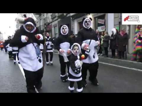 Desfile Martes Entroido