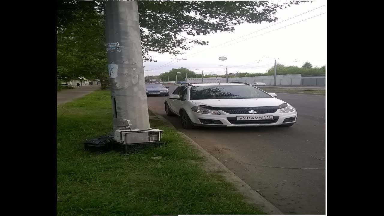 Скрытая камера в дорожном туалете
