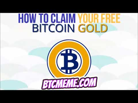 Step By Step Guide To Claim Your Free Bitcoin Gold (BTG)