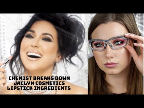 JACLYN HILL LIPSTICK Review of Ingredients Scientifically Explained! thumbnail